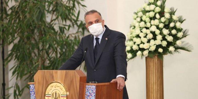 Irak Başbakanı Kazımi: Ankara ziyareti için Erdoğan'ın davet mektubunu aldım