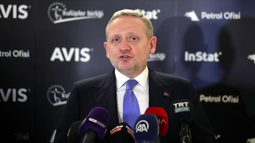 """Gümüşdağ'dan Avrupa açıklaması: """"Yüzde 30 seyirci hakkını kullanmak istiyoruz"""""""