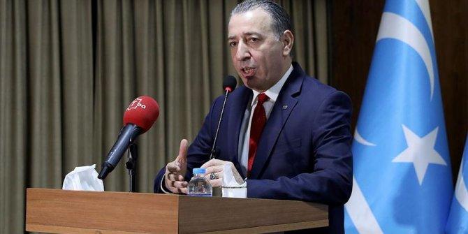 Türkmen Bakan Maruf: Sincar yasa dışı gruplar tarafından idare ediliyor