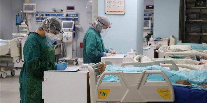 Türkiye'de son 24 saatte 2091 kişiye Kovid-19 hastalık tanısı konuldu