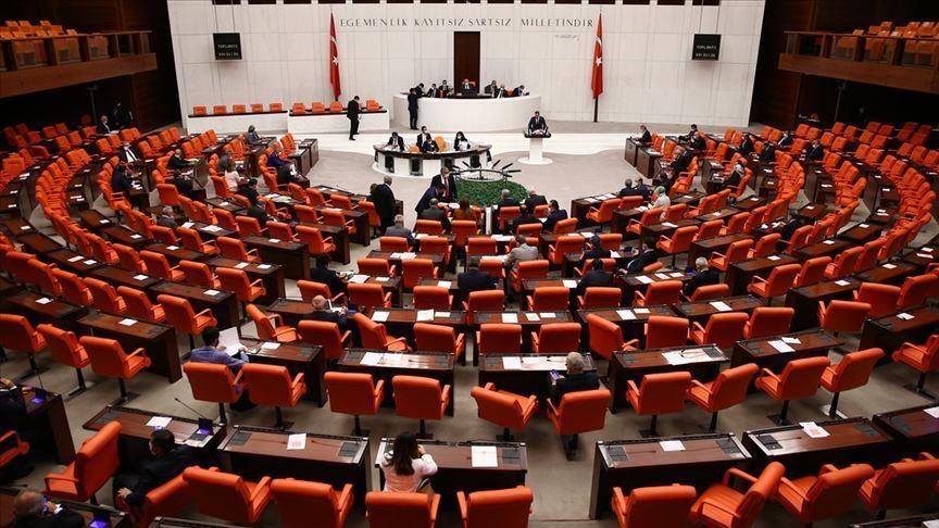Kamu Mali Yönetimi ve Kontrol Kanunu TBMM Genel Kurulunda kabul edildi
