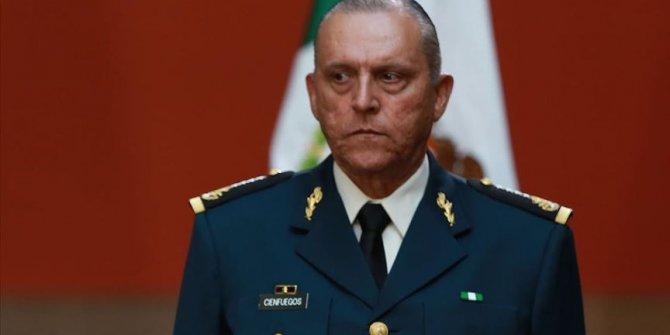 Eski Meksika Savunma Bakanı, ABD'de gözaltına alındı