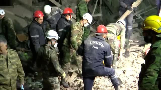 Ermenistan'dan Azerbaycan'a füze saldırısı: 6 sivil öldü, 35 sivil yaralı