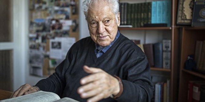 Edebiyat dünyasının dervişi : Nuri Pakdil