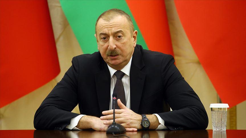 Aliyev, Özel Kuvvetler Komutanı Mirzeyev'i korgeneralliğe terfi ettirdi
