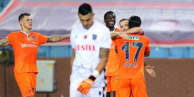 İstanbul Başakşehir'den Trabzonspor'a çelme