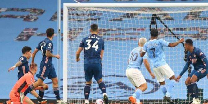 Manchester City, Arsenal'i tek golle geçti