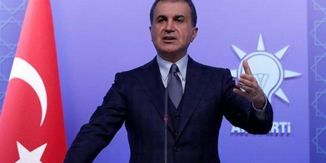 """Çelik: """"Ermenistan'ı destekleyenler katliamların asıl suçlusudur"""""""