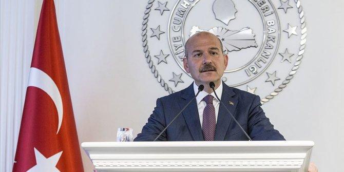 Bakan Süleyman Soylu: Muhtar demek millet demektir