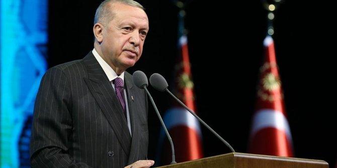 Cumhurbaşkanı Erdoğan İslam dünyasına seslendi