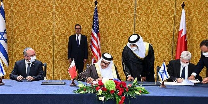 ABD, Bahreyn ve İsrail'den ortak açıklama: Yeni ve umut vadeden bir döneme girildi