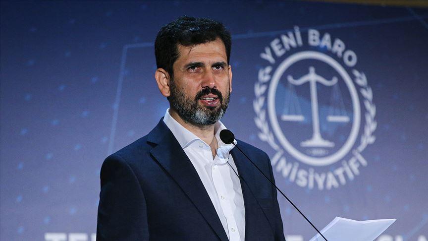 Cavit Tatlı: Türkiye'nin nüfus olarak en büyük 10. barosuyuz