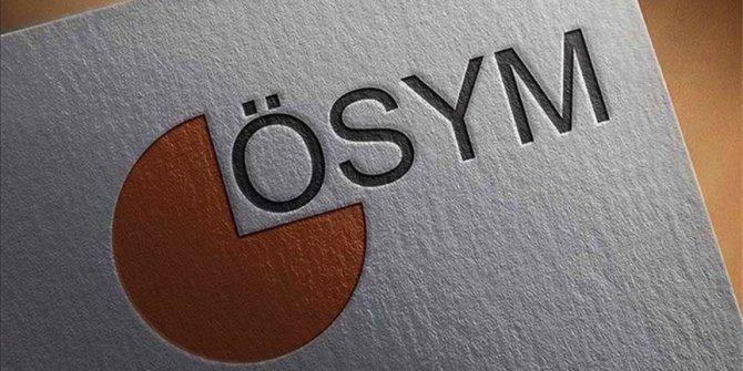 ÖSYM Kovid-19 Tedbirleri  Kapsamında Sınavları Erteledi