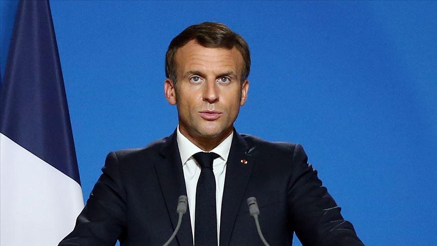 KİK: Macron'un İslam hakkındaki açıklamaları nefret kültürünü artırıyor