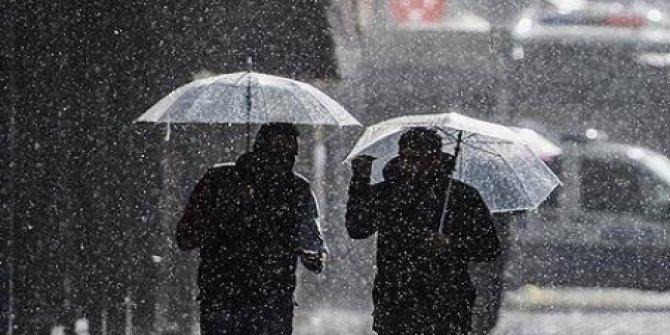 Meteorolojiden Edirne ve Kırklareli çevreleri için sağanak uyarısı