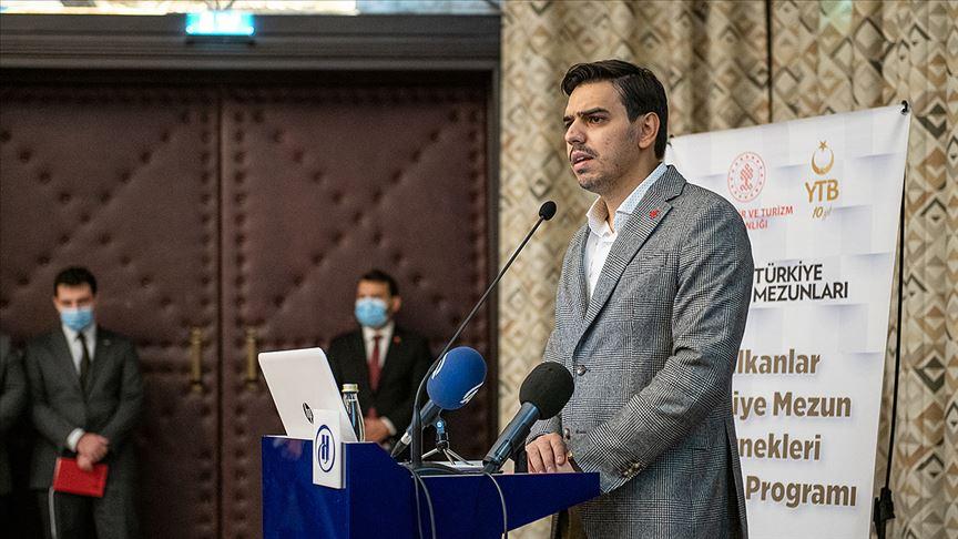 YTB, Karadağ'da 'Balkanlar Türkiye Mezun Dernekleri Eğitim Programı' düzenledi