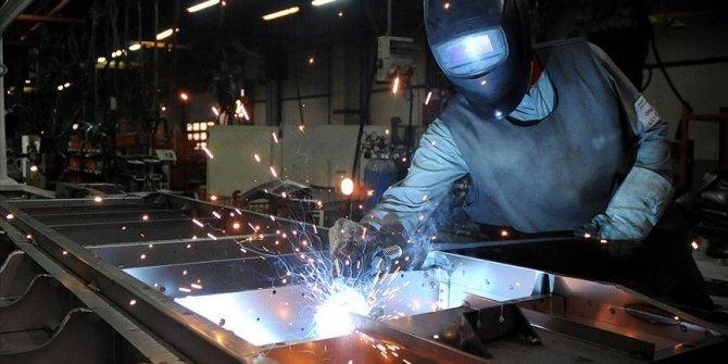 Sanayi üretim endeksi yıllık bazda yüzde 11 yükseldi
