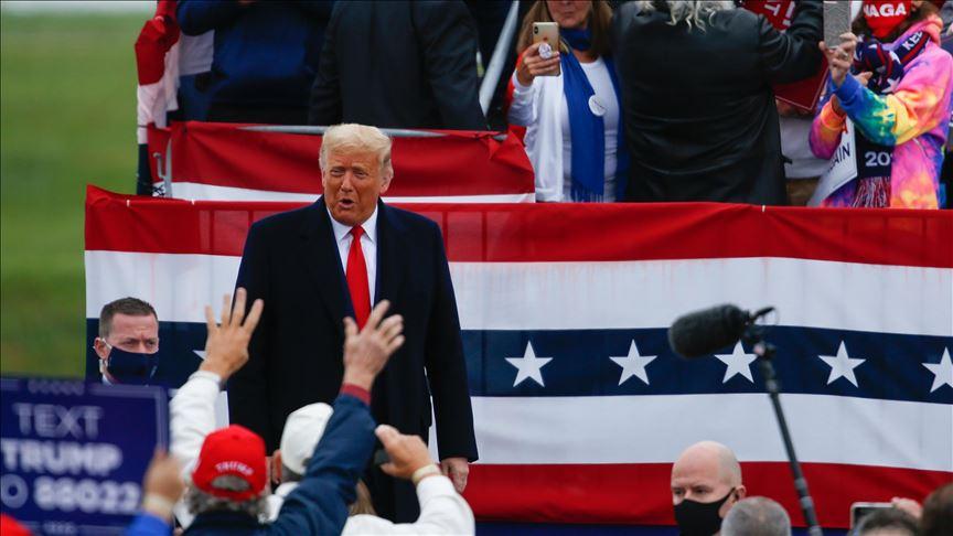 Trump, seçimlere 6 gün kala en kritik eyaletlerden Arizona'da