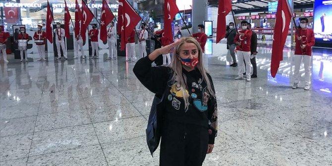 İstanbul Havalimanı 2. yaşını ve Cumhuriyet Bayramı'nı birlikte kutluyor