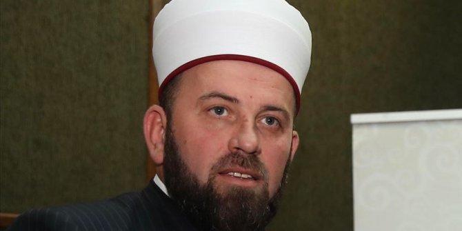 Karadağ İslam Birliği Başkanı Fejzic'ten Charlie Hebdo'nun karikatürlerine kınama