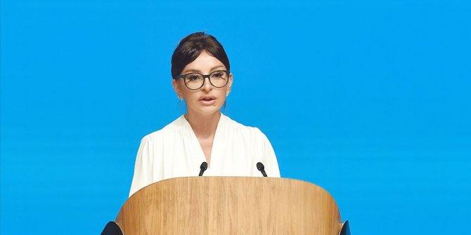 Mihriban Aliyeva: Halklarımızın kardeşliği sonsuz ve sarsılmaz olsun