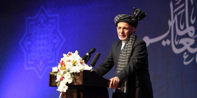 Afganistan Cumhurbaşkanı Gani: Taliban şiddeti durdurmalı