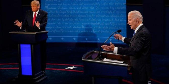 ABD'de başkanlık seçimlerine 4 gün kala anketlerde Biden önde, Trump'ın hala şansı var