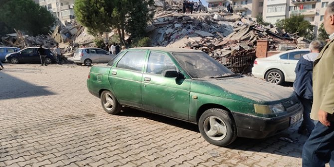 İzmir depremiyle ilgili siyasilerden 'geçmiş olsun' mesajları