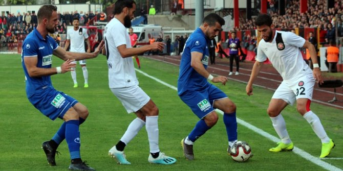 Fatih Karagümrük gol şov yaptı