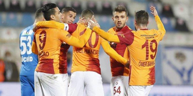 Galatasaray MKE Ankaragücü'nü tek golle geçti