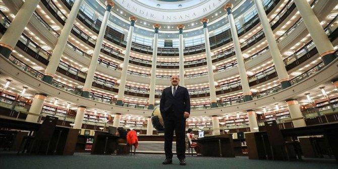 Bakan Varank: TÜBİTAK Girişimci ve Yenilikçi Üniversite Endeksi'nde ODTÜ ilk sırada yer aldı
