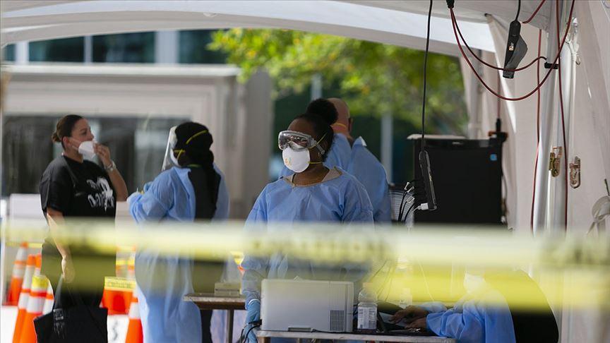 ABD'de Kovid-19 aşısı beklenirken hastane kapasiteleri dolmak üzere