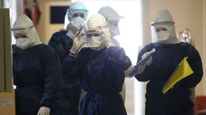 Türkiye'de son 24 saatte virüsten 123 kişi hayatını kaybetti