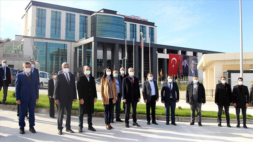 Samsun'da 200 yataklı Vezirköprü Devlet Hastanesi hizmete açılıyor