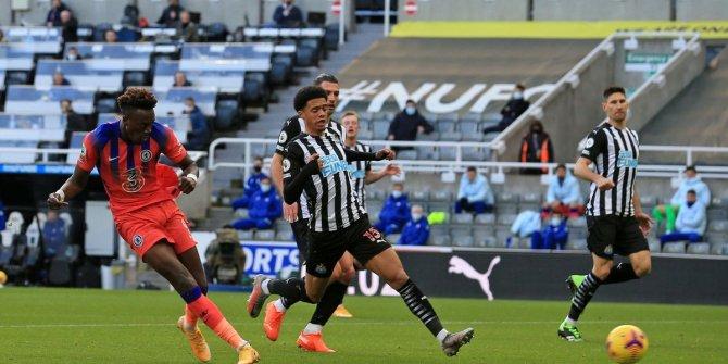 Chelsea, Newcastle United deplasmanından 3 puanı aldı