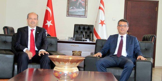 KKTC Cumhurbaşkanı Tatar, hükümeti kurma görevini Tufan Erhürman'a verdi