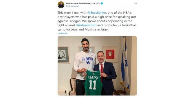 İsrail BM Büyükelçisinin paylaşımına tepki yağıyor