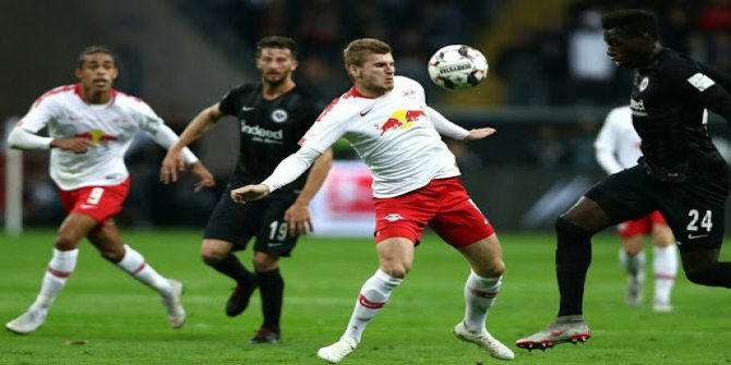 Leipzig, Eintracht Frankfurt deplasmanından 1 puanla döndü