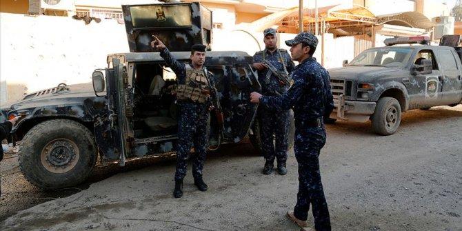 Irak'ta DEAŞ saldırısı sonucu 5 polis öldü