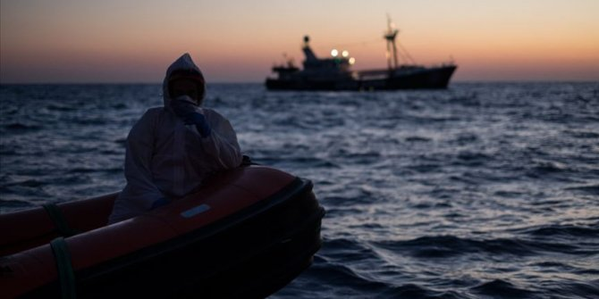Libya açıklarında 5 düzensiz göçmen öldü