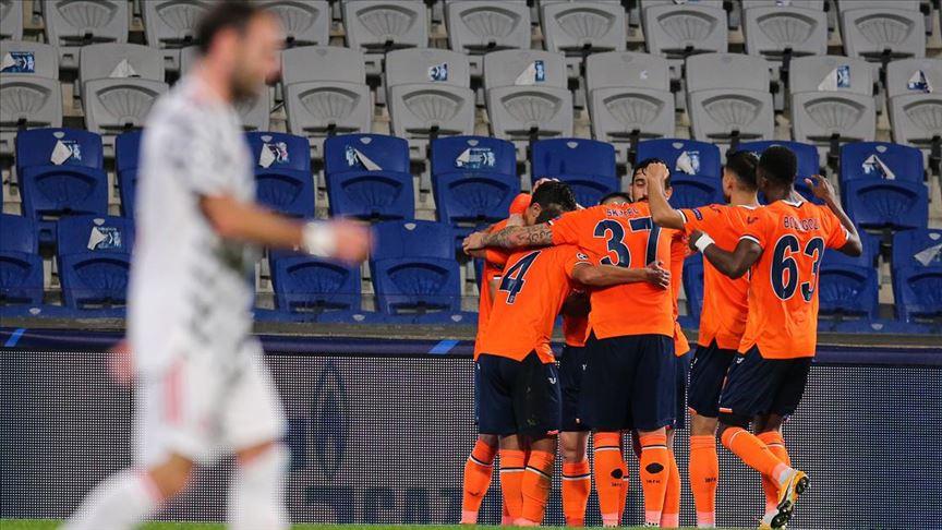 Medipol Başakşehir deplasmanda Manchester United karşısında