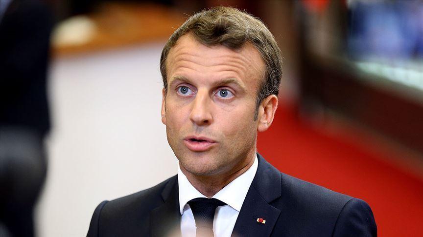 Cezayir Savaş Gazileri Fransa Cumhurbaşkanı Macron'u 'yalancılıkla' suçladı