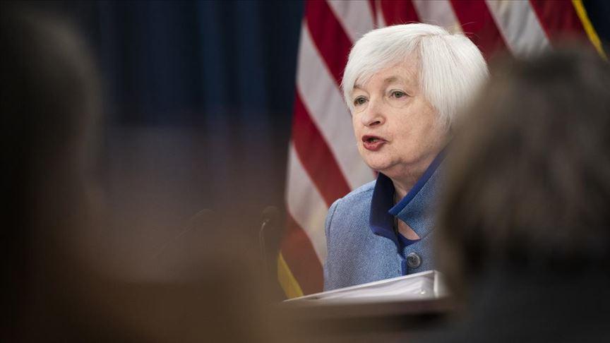 Biden'ın Hazine Bakanlığına eski FED Başkanı Yellen'ı getirmesi bekleniyor