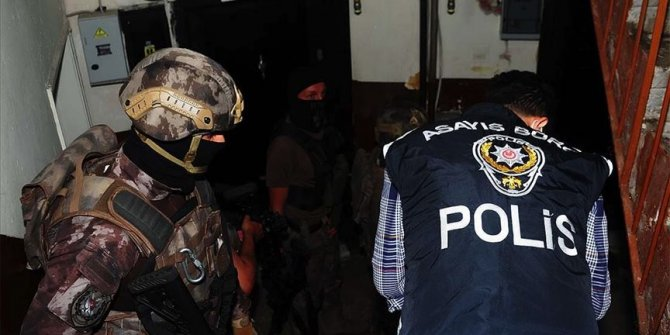 Kocaeli merkezli 13 ilde 70 şüpheliye yönelik operasyon başlatıldı