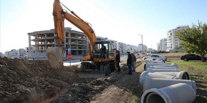 Belediyeye yapılan görevlendirme ile Ergani'ye 8 ayda 30 milyon liralık yatırım