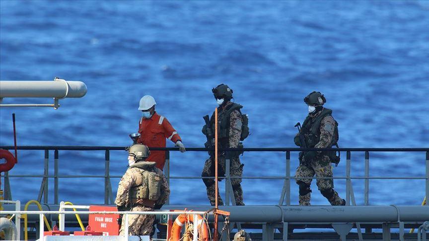 Dışişleri Bakanlığından Türk gemisindeki aramaya ilişkin açıklama
