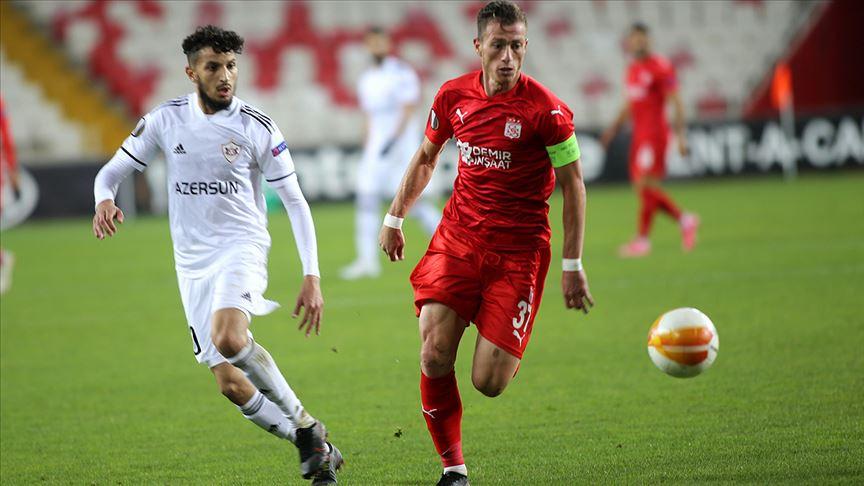 Sivasspor Avrupa'da 12. maçına çıkıyor
