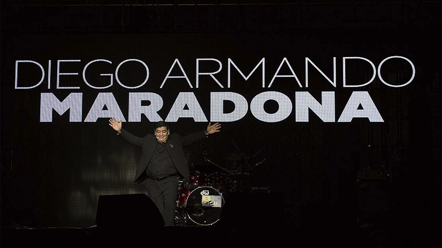 UEFA'dan Maradona için 1 dakikalık saygı duruşu kararı