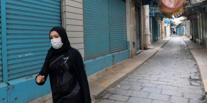 Tunus'ta toplumun yüzde 12'si koronavirüse yakalandı