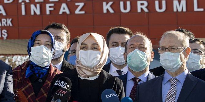 AK Parti'den Akıncı Üssü davasına ilişkin değerlendirme